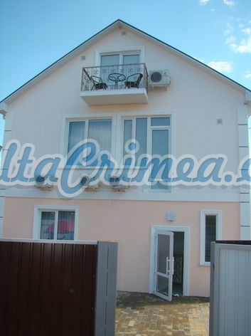 № 107 Гостевой дом Фиолент (203 номер), Севастополь