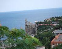 Крым, отдых в Гаспре - фото, карта, история, достопримечательности