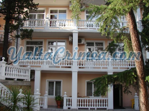№ 113 Вилла-отель в центре (р-н набережной), Ялта