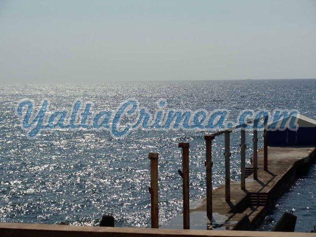 № 158 Коттедж на берегу моря, Ливадия