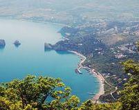Крым, отдых в Гурзуфе - фото, карта, история, достопримечательности