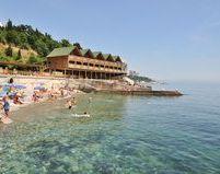 Крым, отдых в Алупке - фото, карта, история, аренда жилья в Алупке