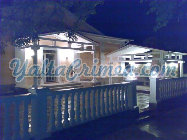 № 343 Апартаменты в гостевом доме в парке у моря, Кореиз