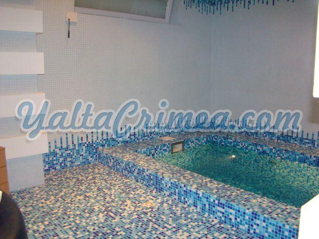 № 354 Вилла с крытым бассейном, Кореиз