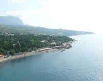 Крым, отдых в Симеизе - фото, карта, история, достопримечательности